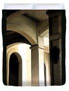 Arches Fresco Duvet Cover