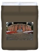 Architecture And Places In The Q.c. Series 2 On Your Side Duvet Cover