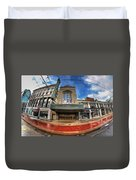 Architecture And Places In The Q.c. Series Shea's Duvet Cover