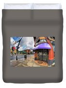 Architecture And Places In The Q.c. Series Spot Duvet Cover