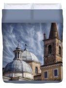 Architecture Del Popolo Duvet Cover