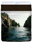 Archway At Cabo Duvet Cover