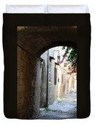 Archway Rhodos City Duvet Cover