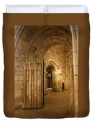 Archways Cloisters Nyc Duvet Cover