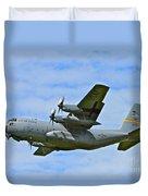 Arctic Flight Duvet Cover