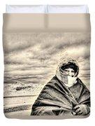 Arctic Indiana Duvet Cover