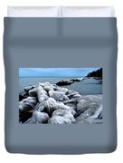 Arctic Waters Duvet Cover