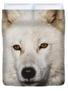 Arctic Wolf Pictures 814 Duvet Cover