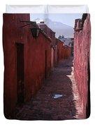 Arequipa    Peru   #12303 Duvet Cover