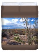Arizona Afternoon Duvet Cover