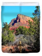 Arizona Bell Rock Valley N3 Duvet Cover