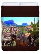 Arizona Bell Rock Valley N4 Duvet Cover