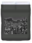 Arizona Bell Rock Valley N6 Duvet Cover