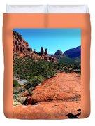 Arizona Bell Rock Valley N8 Duvet Cover