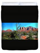 Arizona Bell Rock Valley 1 Duvet Cover