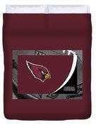 Arizona Cardinals Duvet Cover