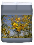 Arizona Gold Duvet Cover