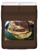 Arizona Horseshoe Bend Duvet Cover