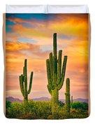 Arizona Life Duvet Cover