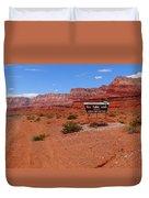 Arizona Road Trip Duvet Cover