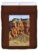 Arizona Rock Formation Duvet Cover