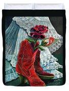 Arizona Rose Duvet Cover