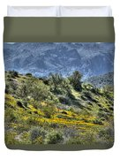 Arizona Spring Duvet Cover