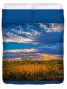 Arizona Sunset 27 Duvet Cover