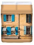 Arles Windows Duvet Cover