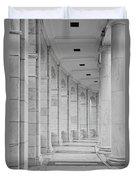 Arlington Amphiteather Arches And Columns Duvet Cover