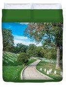 Arlington National Cemetery Part 2 Duvet Cover