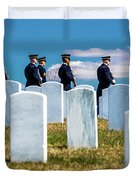 Arlington, Washington D.c. - Honor Duvet Cover