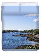 Armadale Isle Of Skye Duvet Cover
