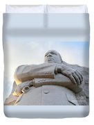 Arms Of Justice Duvet Cover