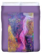Arms Wide Open Duvet Cover