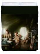 Army - Administration Duvet Cover