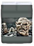 Army Of Orcs Duvet Cover