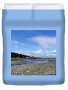 Arness Park Beach Duvet Cover