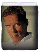 Arnold Schwarzenegger  Duvet Cover