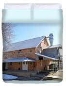 Around The Mill Duvet Cover