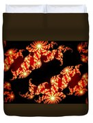 Array Of Lights Duvet Cover