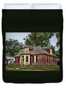 Arrow Rock - John P Sites Home Duvet Cover
