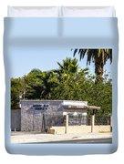 Arrowhead Temple Duvet Cover