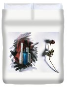 Art 4b Duvet Cover