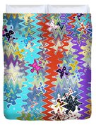 Art Abstract Background 14 Duvet Cover