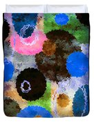 Art Abstract Background 19 Duvet Cover