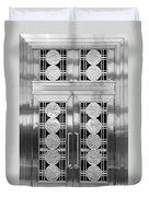 Art Deco Door 2 Duvet Cover
