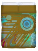 Art Deco Explosion 4 Duvet Cover