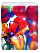 Art In The Eyes 3 Duvet Cover