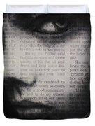 Art In The News 9 Duvet Cover